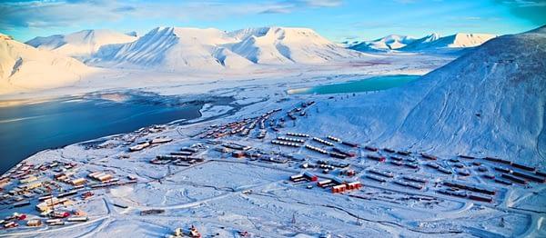 Арктический Шпицберген