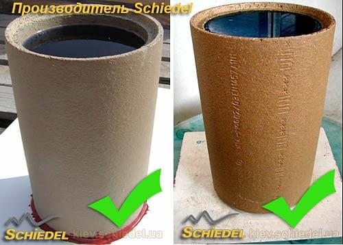 Дымоходная керамическая труба от компании Schiedel прошла тест!
